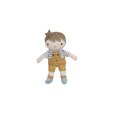 Cuddle Doll Jim 10 cm