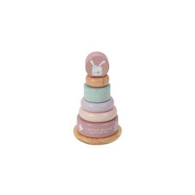 Ring Pyramid Adventure pink